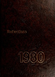 1980 Edition, Blackford High School - Reflections Yearbook (Hartford City, IN)