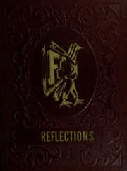 1972 Edition, Fairfield High School - Reflections Yearbook (Goshen, IN)