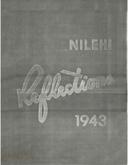 Niles Township High School East - Reflections Yearbook (Skokie, IL) online yearbook collection, 1943 Edition, Page 1