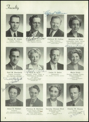 Page 10, 1946 Edition, Niles Township High School East - Reflections Yearbook (Skokie, IL) online yearbook collection