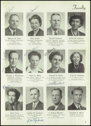 Page 11, 1946 Edition, Niles Township High School East - Reflections Yearbook (Skokie, IL) online yearbook collection