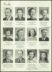 Page 12, 1946 Edition, Niles Township High School East - Reflections Yearbook (Skokie, IL) online yearbook collection