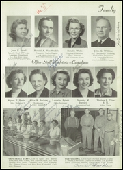 Page 13, 1946 Edition, Niles Township High School East - Reflections Yearbook (Skokie, IL) online yearbook collection