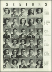 Page 14, 1946 Edition, Niles Township High School East - Reflections Yearbook (Skokie, IL) online yearbook collection