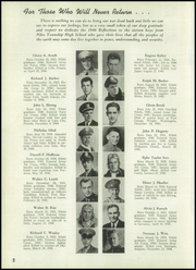 Page 6, 1946 Edition, Niles Township High School East - Reflections Yearbook (Skokie, IL) online yearbook collection