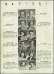 Page 12, 1947 Edition, Niles Township High School East - Reflections Yearbook (Skokie, IL) online yearbook collection