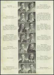 Page 14, 1947 Edition, Niles Township High School East - Reflections Yearbook (Skokie, IL) online yearbook collection
