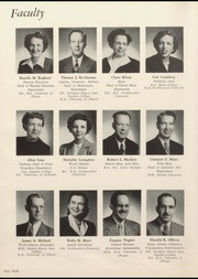 Page 12, 1952 Edition, Niles Township High School East - Reflections Yearbook (Skokie, IL) online yearbook collection