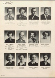 Page 14, 1952 Edition, Niles Township High School East - Reflections Yearbook (Skokie, IL) online yearbook collection