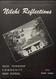 Page 5, 1952 Edition, Niles Township High School East - Reflections Yearbook (Skokie, IL) online yearbook collection