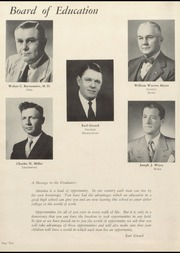 Page 6, 1952 Edition, Niles Township High School East - Reflections Yearbook (Skokie, IL) online yearbook collection