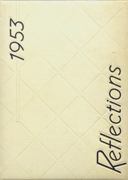 Niles Township High School East - Reflections Yearbook (Skokie, IL) online yearbook collection, 1953 Edition, Page 1