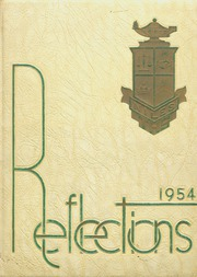 Niles Township High School East - Reflections Yearbook (Skokie, IL) online yearbook collection, 1954 Edition, Page 1