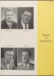 Page 10, 1954 Edition, Niles Township High School East - Reflections Yearbook (Skokie, IL) online yearbook collection