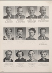 Page 16, 1954 Edition, Niles Township High School East - Reflections Yearbook (Skokie, IL) online yearbook collection