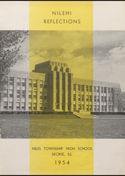 Page 5, 1954 Edition, Niles Township High School East - Reflections Yearbook (Skokie, IL) online yearbook collection