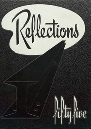 Niles Township High School East - Reflections Yearbook (Skokie, IL) online yearbook collection, 1955 Edition, Page 1