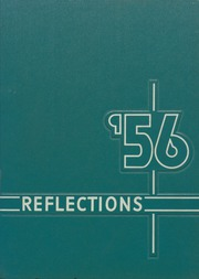Niles Township High School East - Reflections Yearbook (Skokie, IL) online yearbook collection, 1956 Edition, Page 1