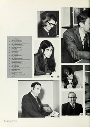 Page 24, 1972 Edition, Niles Township High School East - Reflections Yearbook (Skokie, IL) online yearbook collection