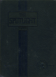 1932 Edition, Griffin High School - Reflections Yearbook (Griffin, GA)
