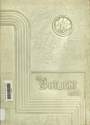 1936 Edition, Griffin High School - Reflections Yearbook (Griffin, GA)