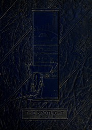 1938 Edition, Griffin High School - Reflections Yearbook (Griffin, GA)