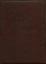 1947 Edition, Griffin High School - Reflections Yearbook (Griffin, GA)