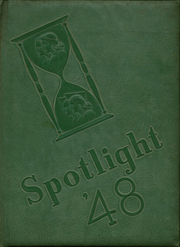 1948 Edition, Griffin High School - Reflections Yearbook (Griffin, GA)