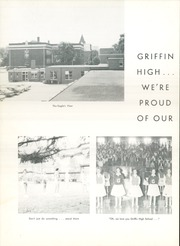Page 6, 1961 Edition, Griffin High School - Reflections Yearbook (Griffin, GA) online yearbook collection