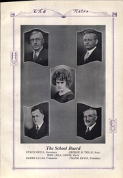 Page 11, 1924 Edition, Hartford City High School - Retro Yearbook (Hartford City, IN) online yearbook collection