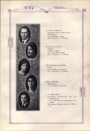Page 17, 1924 Edition, Hartford City High School - Retro Yearbook (Hartford City, IN) online yearbook collection