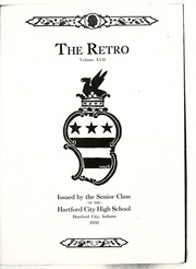 Page 9, 1932 Edition, Hartford City High School - Retro Yearbook (Hartford City, IN) online yearbook collection