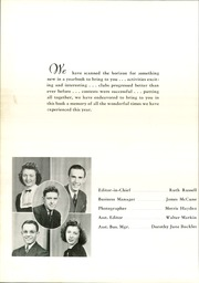 Page 10, 1941 Edition, Hartford City High School - Retro Yearbook (Hartford City, IN) online yearbook collection