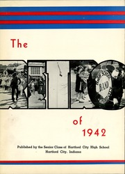 Page 8, 1942 Edition, Hartford City High School - Retro Yearbook (Hartford City, IN) online yearbook collection