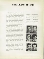 Page 17, 1943 Edition, Hartford City High School - Retro Yearbook (Hartford City, IN) online yearbook collection