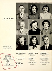 Page 12, 1952 Edition, Hartford City High School - Retro Yearbook (Hartford City, IN) online yearbook collection