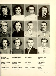 Page 13, 1952 Edition, Hartford City High School - Retro Yearbook (Hartford City, IN) online yearbook collection