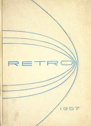 1957 Edition, Hartford City High School - Retro Yearbook (Hartford City, IN)