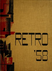 1958 Edition, Hartford City High School - Retro Yearbook (Hartford City, IN)