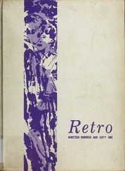 1961 Edition, Hartford City High School - Retro Yearbook (Hartford City, IN)