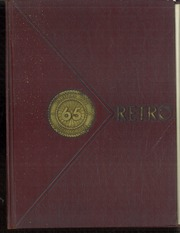 1965 Edition, Hartford City High School - Retro Yearbook (Hartford City, IN)