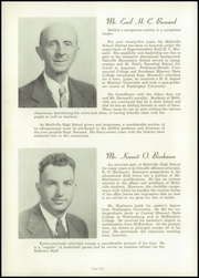 Page 10, 1950 Edition, Mehlville High School - Reflector Yearbook (St Louis, MO) online yearbook collection
