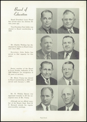 Page 11, 1950 Edition, Mehlville High School - Reflector Yearbook (St Louis, MO) online yearbook collection