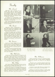 Page 12, 1950 Edition, Mehlville High School - Reflector Yearbook (St Louis, MO) online yearbook collection