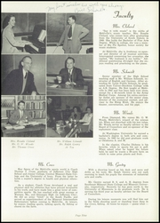 Page 13, 1950 Edition, Mehlville High School - Reflector Yearbook (St Louis, MO) online yearbook collection