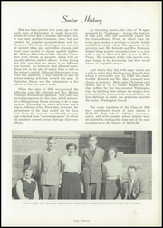Page 17, 1950 Edition, Mehlville High School - Reflector Yearbook (St Louis, MO) online yearbook collection