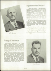 Page 10, 1951 Edition, Mehlville High School - Reflector Yearbook (St Louis, MO) online yearbook collection
