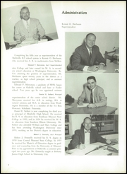 Page 12, 1959 Edition, Mehlville High School - Reflector Yearbook (St Louis, MO) online yearbook collection
