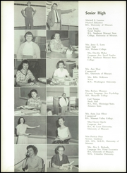 Page 16, 1959 Edition, Mehlville High School - Reflector Yearbook (St Louis, MO) online yearbook collection
