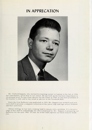 Page 9, 1963 Edition, Lawton High School - Reflector Yearbook (Lawton, MI) online yearbook collection